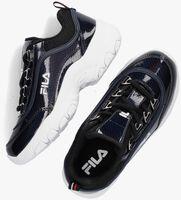 Zwarte FILA Lage sneakers STRADA F LOW JR  - medium