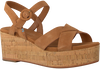 Cognac TOMS Sandalen WM WILLOW WDGE  - small