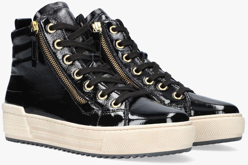 Zwarte GABOR Hoge sneakers 488 - larger