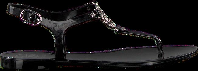 Zwarte GUESS Slippers JACODE/THONG  - large