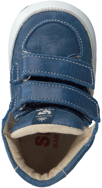 Blauwe SHOESME Babyschoenen BP6W011  - large