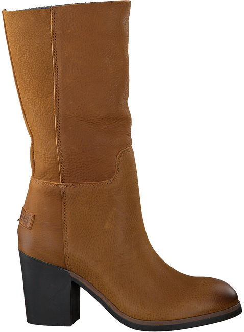 Cognac SHABBIES Lange laarzen 193020018  - large