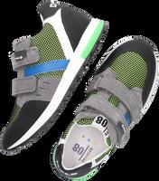 Bruine DEVELAB Lage sneakers 41573  - medium