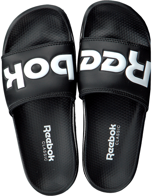 Zwarte REEBOK Sneakers CLASSIC SLID MEN  - large
