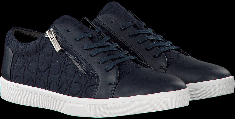 Calvin Klein Sneakers Bleu Calvin F0875 gZVb7I8S9A