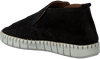 Zwarte SHABBIES Instappers 120020018  - small
