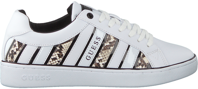 Witte GUESS Lage sneakers BOLIER  - large