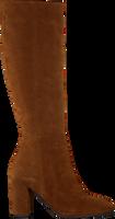 Cognac NOTRE-V Lange laarzen AH97  - medium