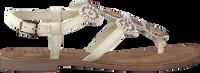 Witte LAZAMANI Sandalen 75.607  - medium