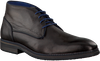 Grijze BRAEND Nette schoenen 24605  - small
