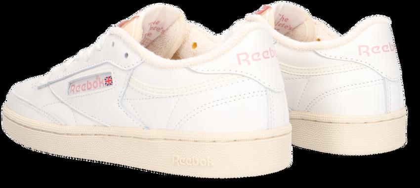 Beige REEBOK Sneakers CLUB C 1985 TV  - larger