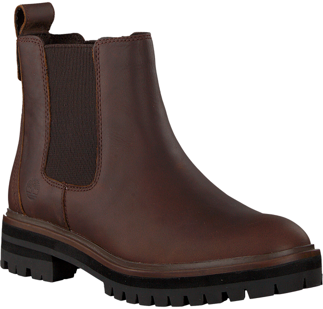 Bruine TIMBERLAND Chelsea boots LONDON SQUARE CHELSEA - large