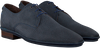 Blauwe FLORIS VAN BOMMEL Nette schoenen 18120  - small