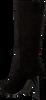 Zwarte NOTRE-V Lange laarzen 27488  - small