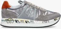 Zilveren PREMIATA Lage sneakers TRIS  - medium