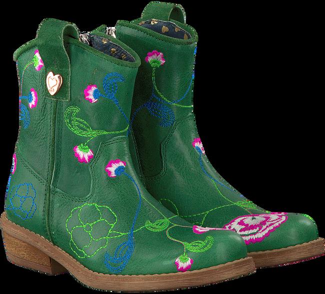 Groene MIM PI Lange laarzen 5506  - large