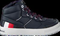 Blauwe TOMMY HILFIGER Hoge sneaker 30926  - medium
