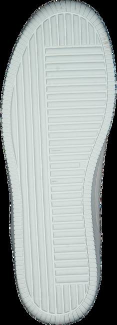 Witte OKYO Sneakers 1708K PERFO  - large