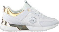 Witte GUESS Lage sneakers MARLYN  - medium
