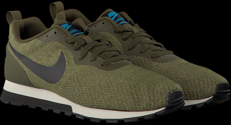 Vert Nike Nike Chaussures De Sport Md Runner 2 Personnes p1EpoM4YS