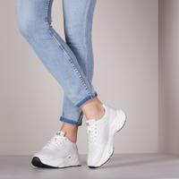 Witte HUB Lage sneakers ROCK-W  - medium