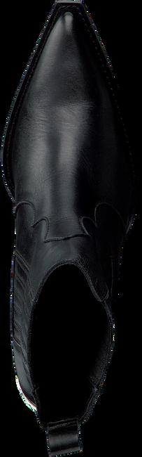 Zwarte TORAL Enkellaarsjes 12542  - large