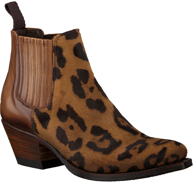 Cognac SENDRA Chelsea boots LIA - large
