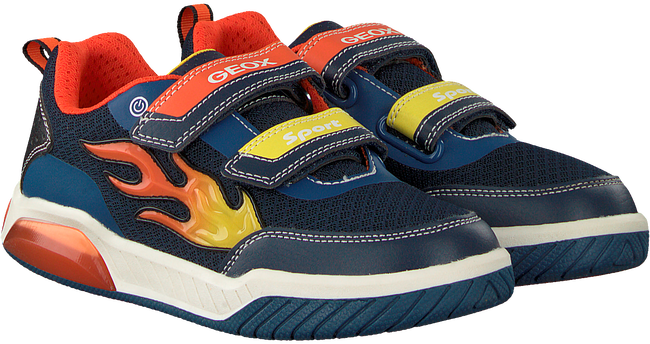 Blauwe GEOX Sneakers J929CC  - large