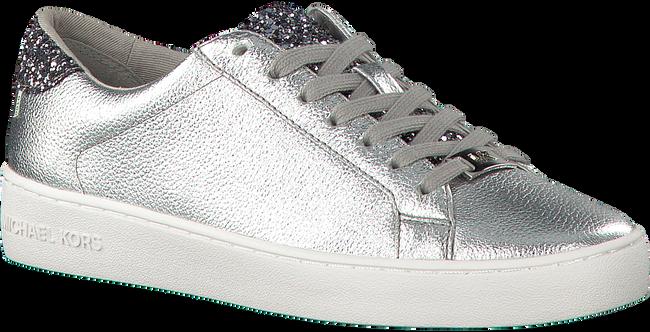 Zilveren MICHAEL KORS Sneakers IRVING LACE UP - large