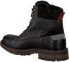 Zwarte NZA NEW ZEALAND AUCKLAND Veterboots HAWEA HIGH  - small