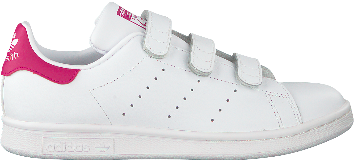 402c259427c Witte ADIDAS Sneakers STAN SMITH CF J - large. Next