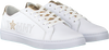 Witte TOMMY HILFIGER Sneakers TOMMY STAR METALLIC SNEAKER  - small
