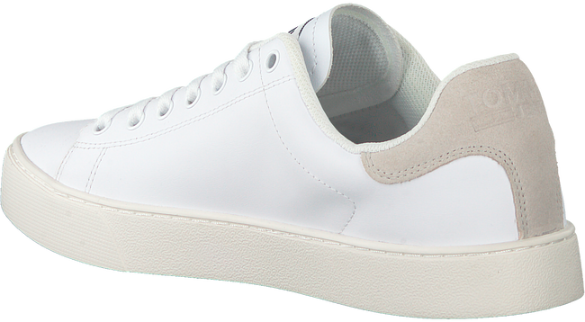 Witte TOMMY HILFIGER Lage sneakers ESSENTIAL TOMMY JEANS  - large