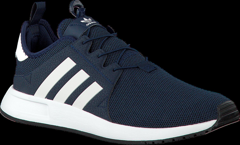 blauwe adidas sneakers x_plr heren