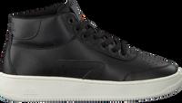 Zwarte HUB Hoge sneaker BASELINE-W MID  - medium