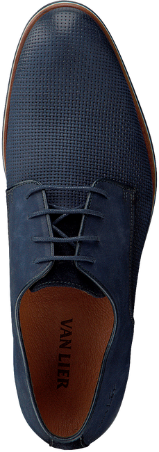 Blauwe VAN LIER Nette schoenen 1915609  - large