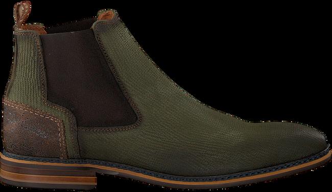 Groene BRAEND Chelsea boots 24601 - large