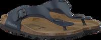 Blauwe WARMBAT Slippers 081503  - medium