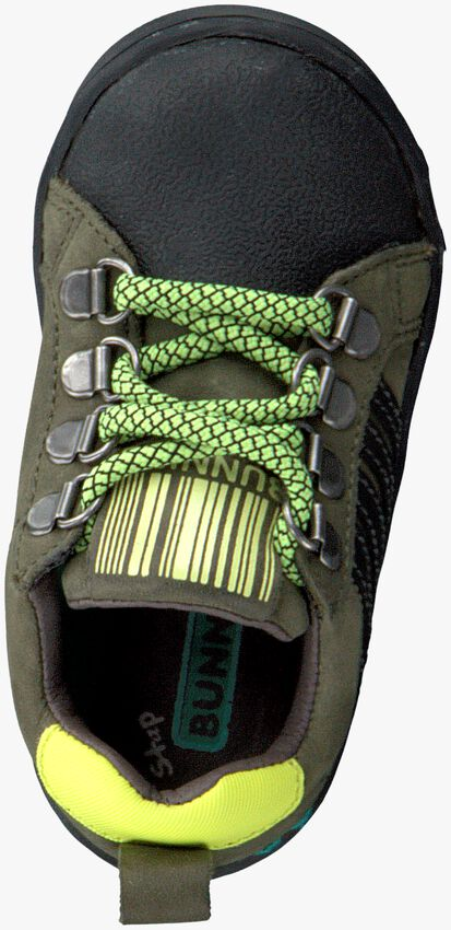 Groene BUNNIES JR Lage sneakers PUK PIT  - larger