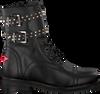 Zwarte DEABUSED Biker boots HOLLY BIKER - small