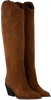 Cognac NOTRE-V Hoge laarzen AH69  - small