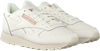 Witte REEBOK Sneakers CL LTHR WMN  - small