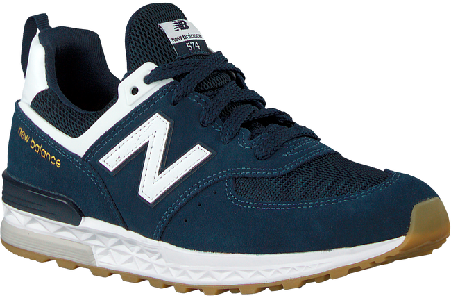 Blauwe NEW BALANCE Sneakers GS574 - large