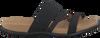 Zwarte GABOR Slippers 702  - small