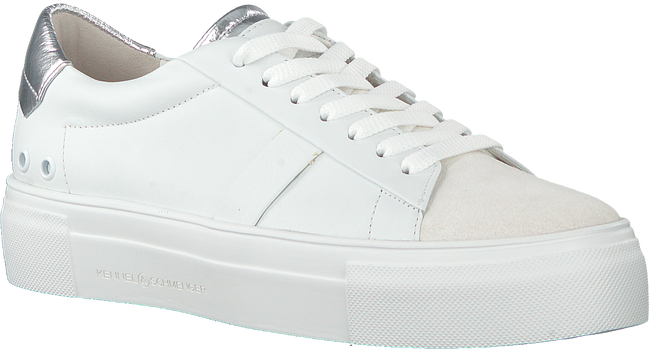 Witte KENNEL & SCHMENGER Lage sneakers 22490  - large