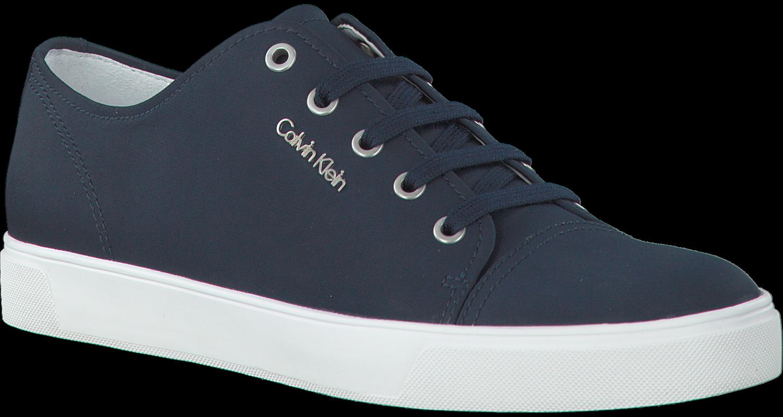 Calvin Klein Baskets Bleu Calvin Napoleon kyX54lp