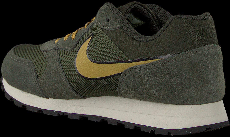 Nike Heren Sneakers Md Groene Groen Runner 4R5LA3j