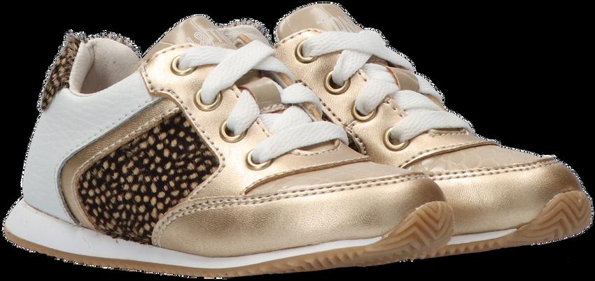 Gouden TON & TON Lage sneakers IZA  - larger