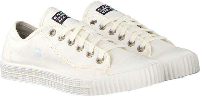 Witte G-STAR RAW Sneakers ROVULC HB LOW - large