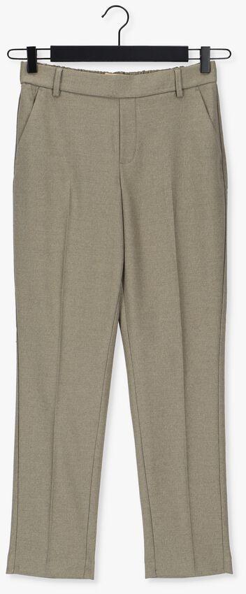 Groene MOS MOSH Pantalon GERRY TWIGGY MELANGE PANT - larger